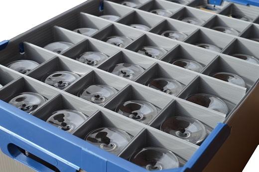 wine glass storage box. Wine Glass Storage Box